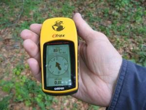 GPS de l--preuve orientation